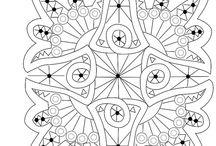 Designs for applique, quilting etc / by Jocelyn Pereira da Conceicoa