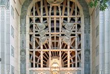 Art Deco Architecture | Canada / by Merry