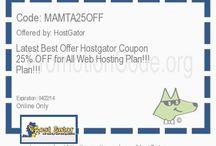Hostgator.com / by Designs By Mamta