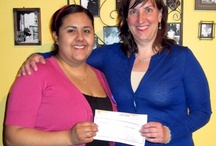 CareGifters Recipients / CareGifters funds caregiving solutions, one family caregiver at at a time. Recipients of CareGifters donations detail their three challenge, then receive money to resolve or minimize at least one of those challenges.