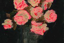 rosy / by Diana Glennie