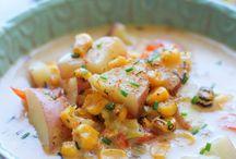 Soups & Stews / by Phoenix Cooks