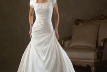 Wedding Dresses / by The King's Bride