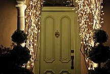 Christmas Porch Lights / Some lovely ideas for how to decorate and light your porch at Christmas! / by Lights4fun