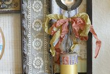 SHADOW BOXES / by Anne