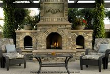 Outdoor ideas / by Keva Mitchell