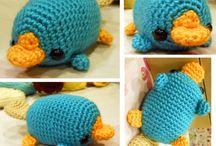 Amigurumi Crochet / by Lonnie Jacobsen