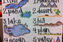 Anchor Charts / by Colleen a.k.a. Pinterest Mama