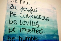 Favorite Quotes / by Lori Holladay