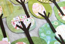 Cards to make / by Chrissy Robbins Gavin