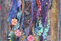 Art quilts / by Elisabeth Hagman