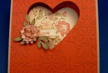 Cards/Papercrafts / by Mary Ann Reiner