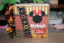 Disney Scrapbooking / by Sharon Colomb