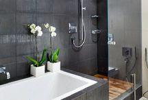 Blissful Bathrooms / by Rachael Watts