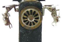 ROBOTS / by annatgreenoak..