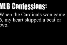Cardinal Love  / by Heather Stephens