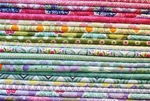 Fabric Love / by Anorina @Samelia's Mum