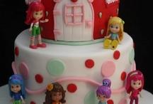 Strawberry Shortcake Birthday Party / by Giselle Bigley