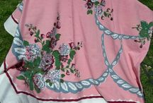 Lovely Tablecloths / by Lois McGeoghegan