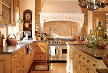 Interiors: Kitchen / by Megan