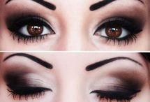 Make-up / by Stephanie Stephens