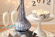 new years astoria / by Elena Arsova