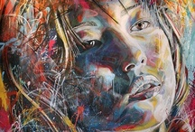 Faces 8 / by Janet Lee