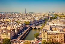 7 Most Romantic City Breaks in Europe / Make a grand gesture this Valentine's Day and treat that special someone to a romantic weekend away in Europe. Search Skyscanner for great flight deals - http://www.skyscanner.net #travel #romance #europe #valentinesday / by Skyscanner