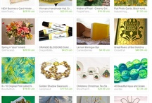 Etsy Treasuries / by Nature's Images By Design