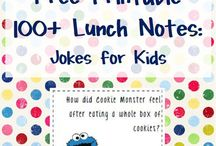 Lunch Ideas For Kids / by Parties By Alex