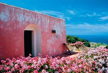 Sicily - Islands / Cala Dogana, Levanzo, Sicily / by Sicily Guide