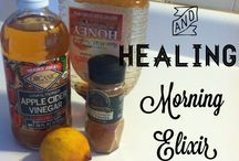 ALN Natural Remedies / Herbs, home remedies, natural health tips / by Kate Tietje {Modern Alternative Mama}