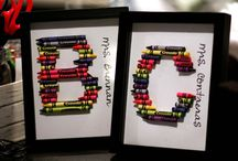 Cute Teacher Gifts / by Denise Dorcas