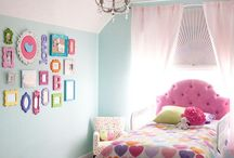 K-girl's bedroom  / by Sherry Cartwright