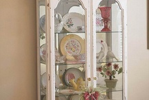 Cabinets: For Storage & Display / by Sherry Maly