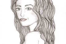 Sketch and Illustration / by Janes Apple