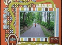 scrapbook / by Tracy Bourque-Cox