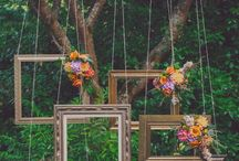 weddings // backdrops / by Arvee Marie Arroyo