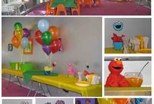 Sesame Street Birthday / by Amanda Ottlinger