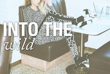 Into the Wild / Because Animal Print is a neutral, right? / by Nicole Miller