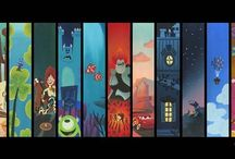 Pixar love / by Brittnee Belt