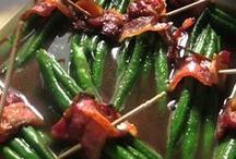 green bean recipes / by Marne Sigado