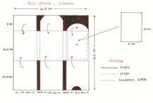 Tarjetas y album / by Fergi Diseños