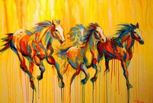 Horses / by Julia Rhodes