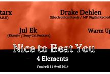 Party / Electronic Party on Paris / by Drake Dehlen