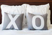 Pillow talk / by Ximena Herrera