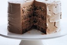 Chocolate Cake / The best chocolate cakes you can make from the editors of Martha Stewart Living. Share your own creations using #marthabakes. / by Martha Stewart Living