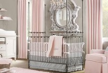 Nursery & Children's Room Inspiration / by Voula Katsiouras
