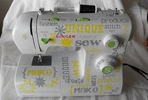 Sew Clever / by SINGER Sewing Company