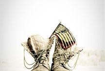 Military / by Amanda Burnett